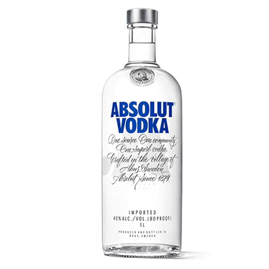 Absolut Vodka x 750ml