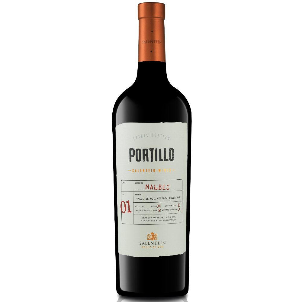 Portillo Malbec 750cc