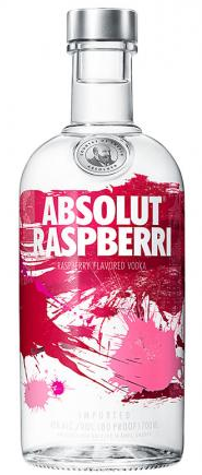 Absolut Raspberry 750cc