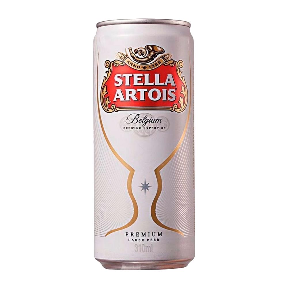 Stella Artois Lata 24x473cc