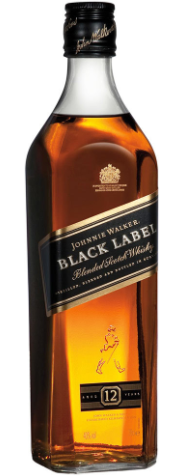 Johnnie Walker Black Label 750cc