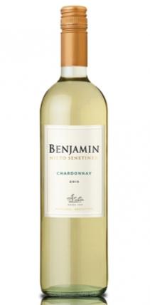 Benjamin Chardonnay 6x750cc