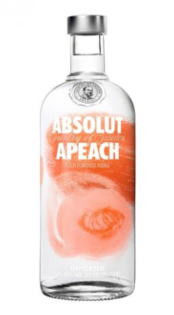 Absolut Peach 750cc