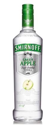 Smirnoff Green Apple 700cc