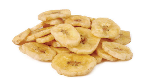 Banana Chips x300grs