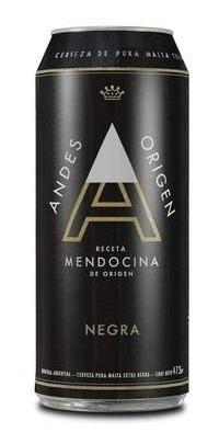 Andes Negra 24x473cc