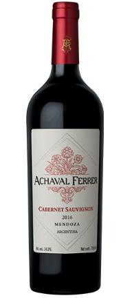 Achaval Ferrer Cabernet Sauvignon Mendoza 6x750cc