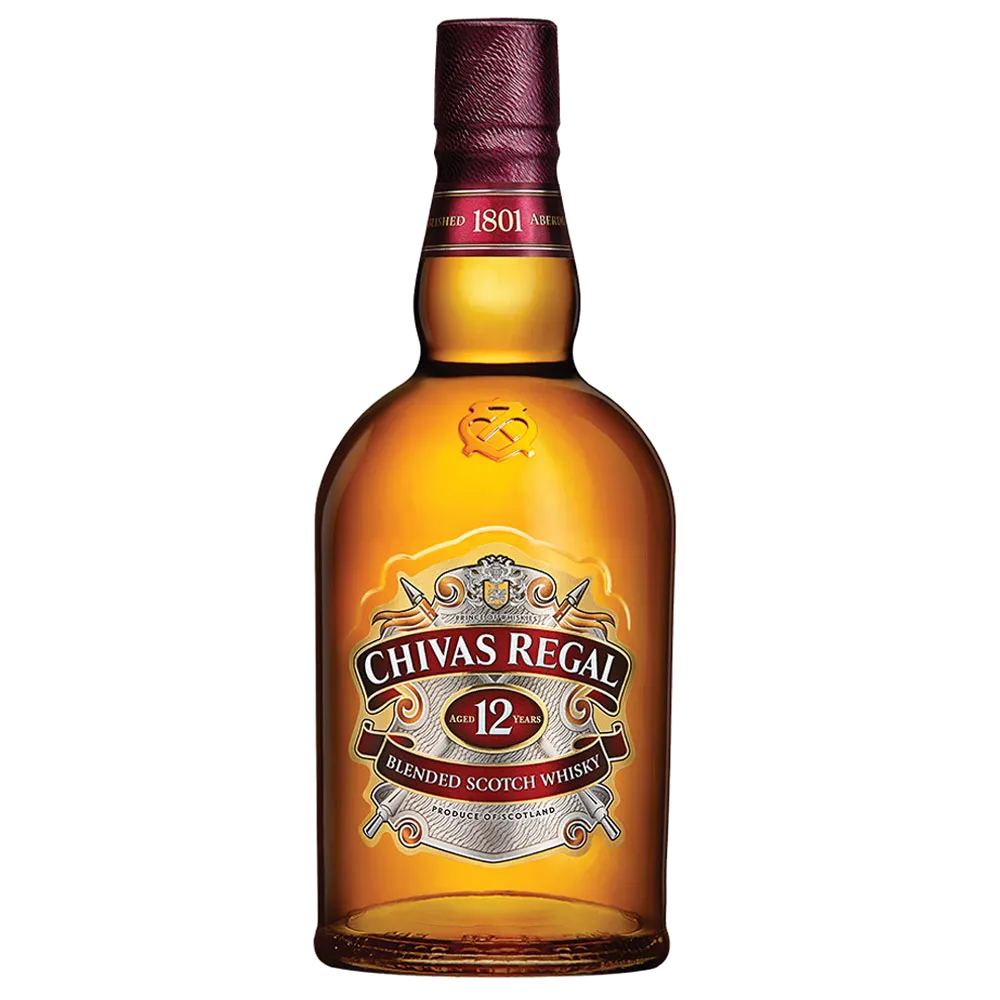 Chivas Regal 12 Years 750cc
