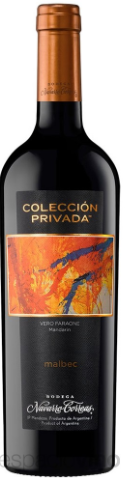 Navarro Correas Coleccion Privada Malbec 6x750cc
