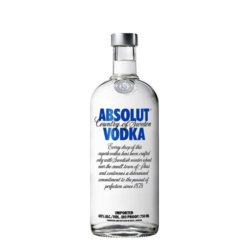 Absolut 500 ml