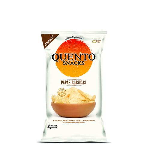 Quento Papas Fritas Clasicas 180 gr