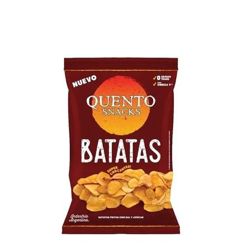 Quento Batatas Fritas 130 gr
