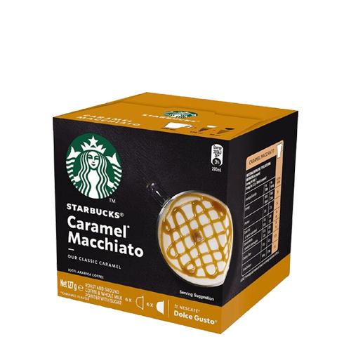 Capsulas Café Starbucks Caramel x12u