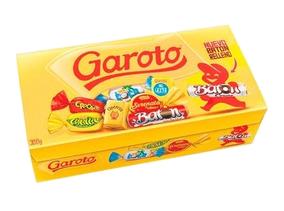 Garoto Bombones surtidos - Caja 30x250gr
